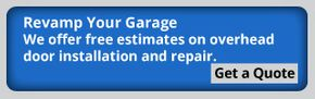 Revamp Your Garage Get a Quote